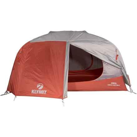 Klymit Cross Canyon 2 Tent - 3-Season, 2-Person