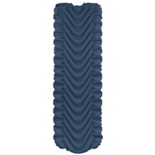 Klymit Static V Inflatable Sleeping Pad in Blue - Closeouts