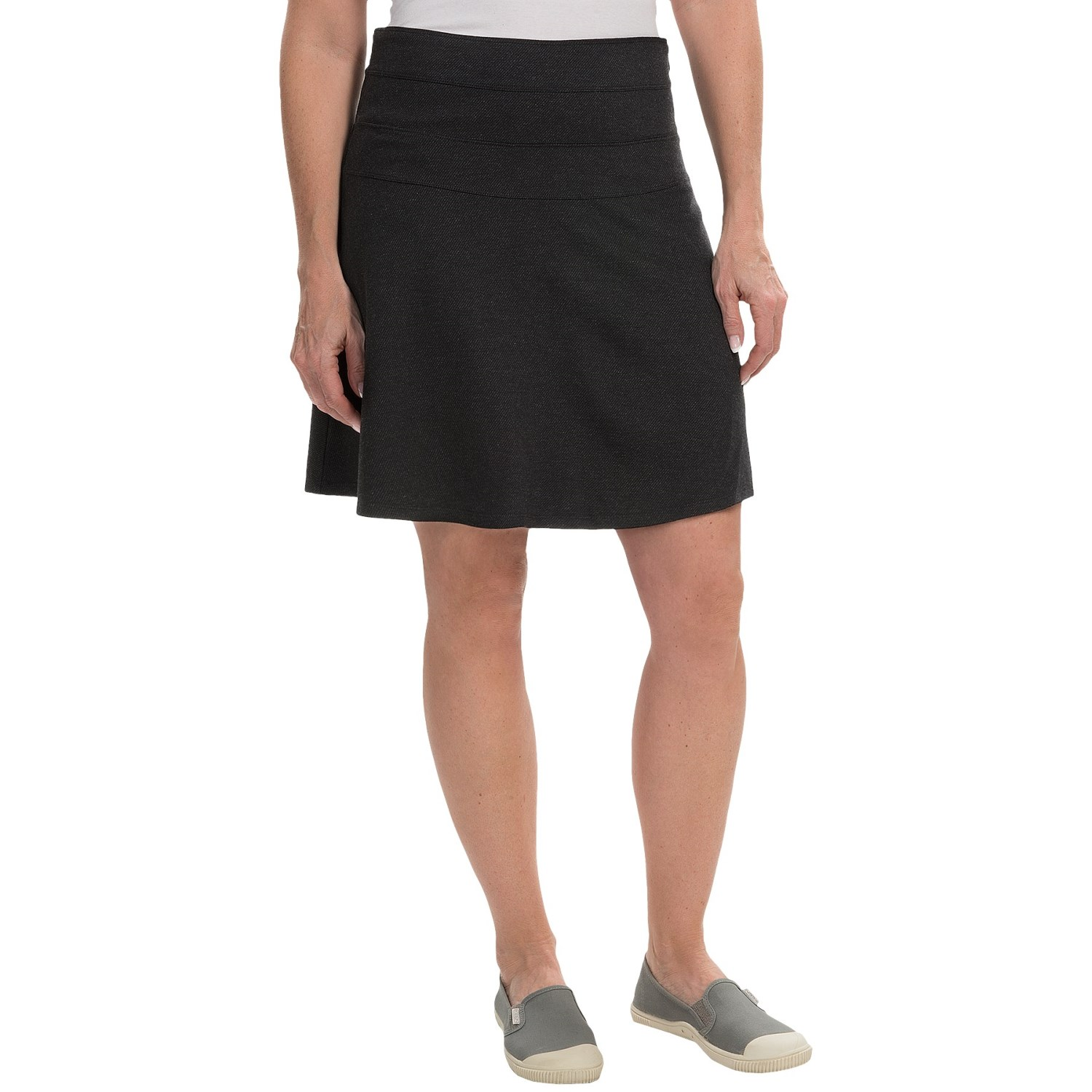 knit twill skirt for save 78