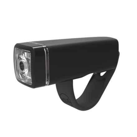 Knog Pop 1-LED Front Bike Light in Black - Closeouts