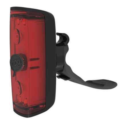 Knog POP R LED Rear Bike Light - Red in Black - Closeouts