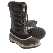 Kodiak Kaylee Pac Boots - Waterproof, Insulated (For Women) in Black - Closeouts