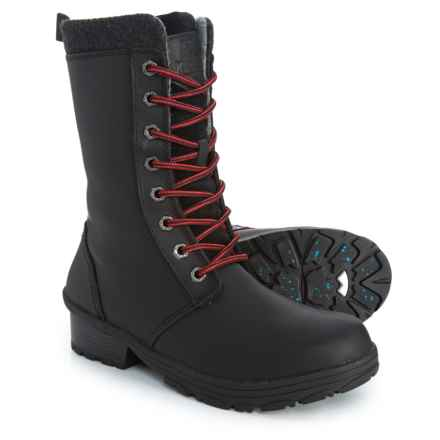 Kodiak Marcia Arctic Grip Boots - Waterproof, Insulated (For Women) in Black