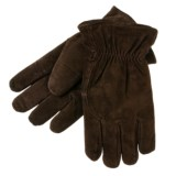 Kodiak Pigskin Suede Gloves (For Men)