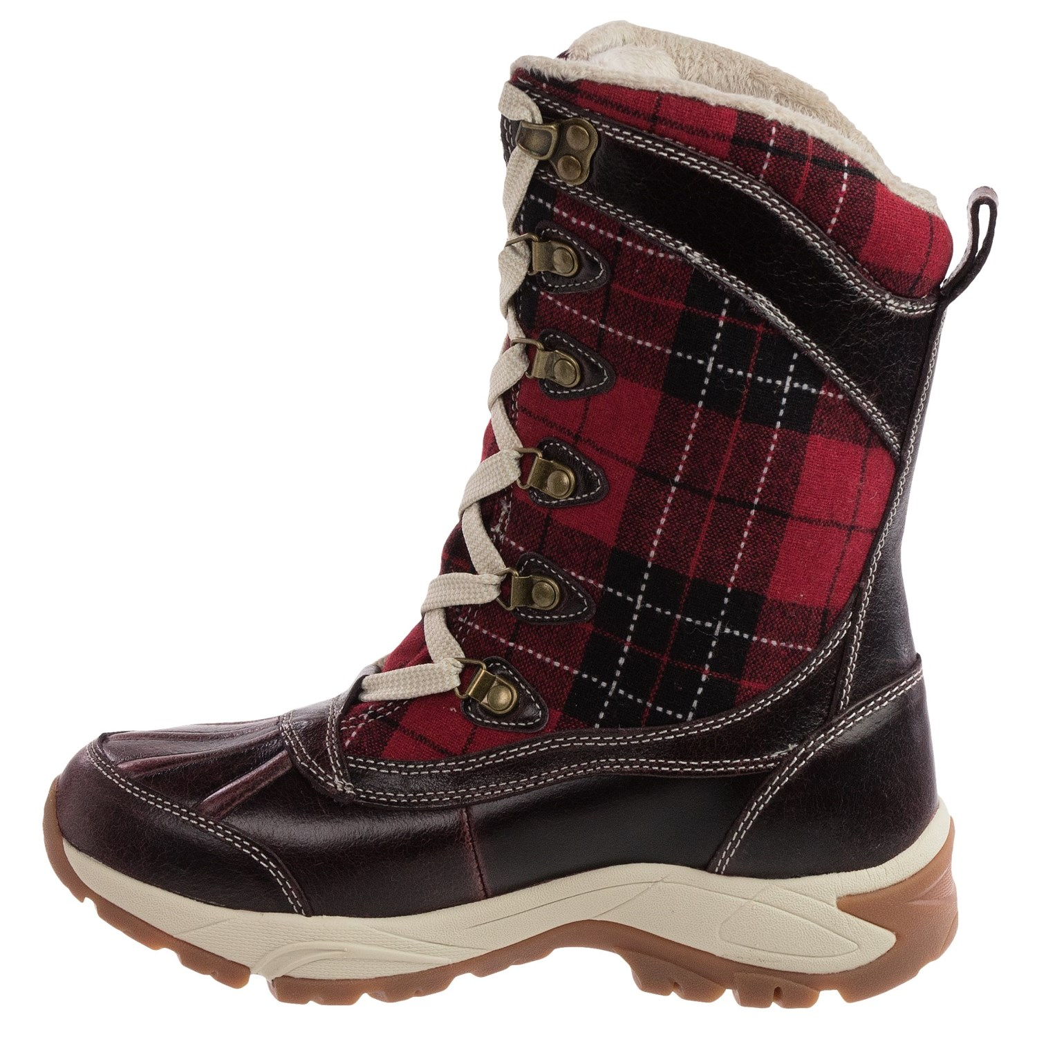 Innovative Kodiak Skyla Leather Pac Boots (For Women) - Save 79%