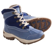 Kodiak Renee Snow Boots - Waterproof, Insulated (For Women) in Blue - Closeouts