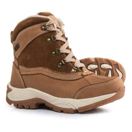 Kodiak Renee Snow Boots - Waterproof, Insulated (For Women) in Ginger - Closeouts