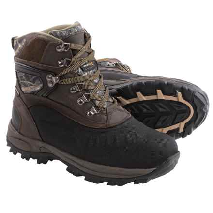 Kodiak Robson Snow Boots - Waterproof (For Men) in Brown - Closeouts