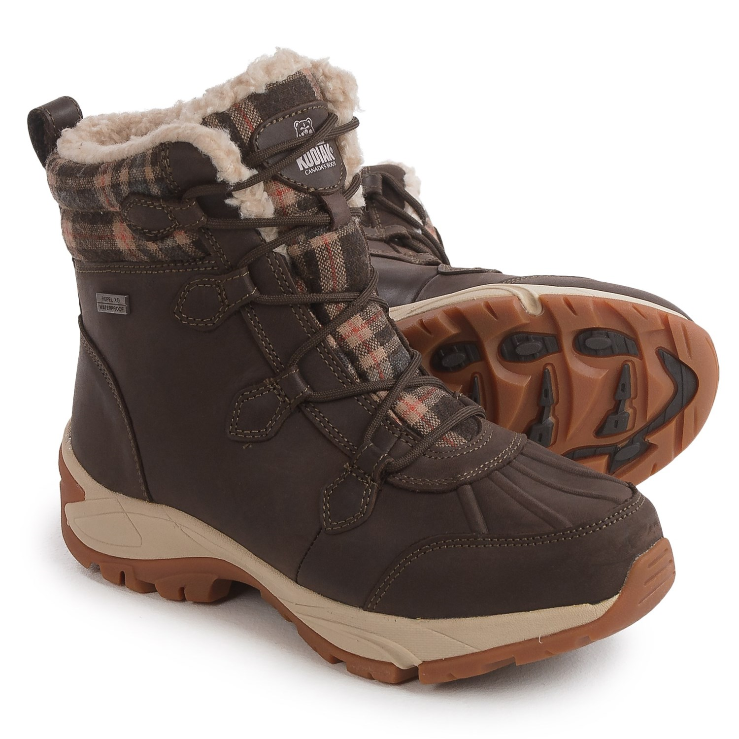 Brilliant Kodiak Reegan Snow Boots (For Women) - Save 80%