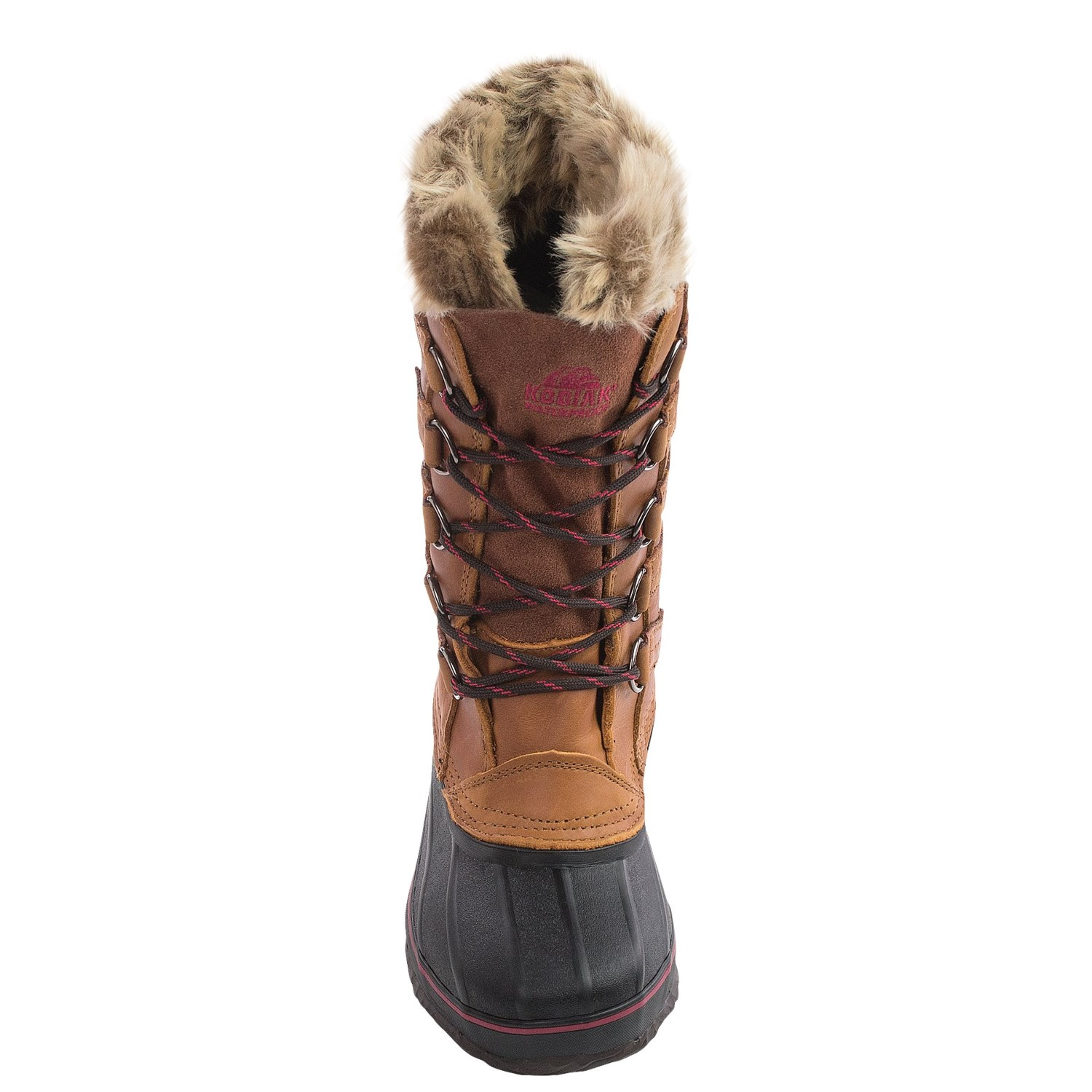 Simple Brown Boots Boots Womenu0026#39;s Kodiak Reilly Mid-Cut Waterproof ...