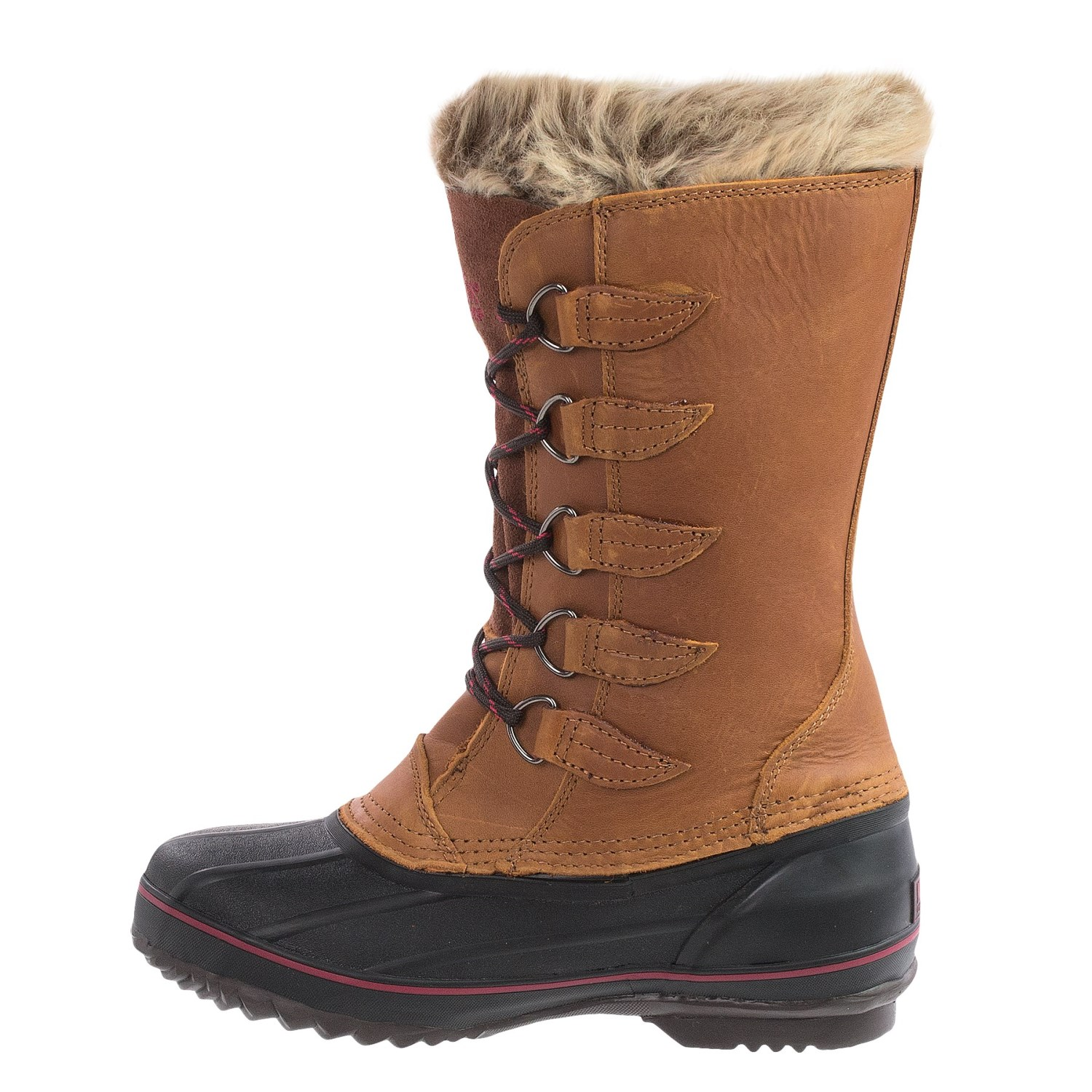 New Kodiak Casual Womenu0026#39;s Kodiak U0026#39;Acadiau0026#39; Classic Boot In Dark ...