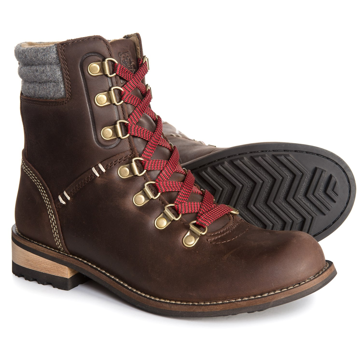 Kodiak Surrey II Winter Boots - Waterproof, Insulated (For Women) in Brown