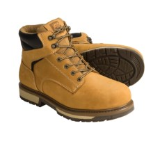 "Kodiak Trenton Work Boots - 6"", Steel Toe (For Men) in Tan - Closeouts"