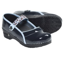 Koi by Sanita Professional Demi Clogs (For Women) in Navy - Closeouts
