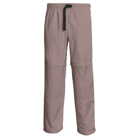 Kokatat Destination Convertible Pants - UPF 40+ (For Men) in Brown