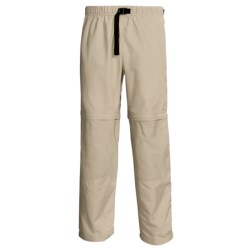 Kokatat Destination Convertible Pants - UPF 40+ (For Men) in Khaki