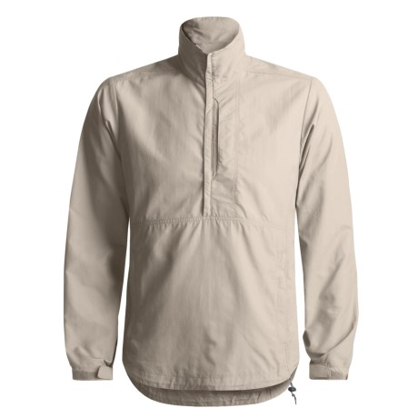 Kokatat Destination Paddling Shirt - Long Sleeve, UPF 40+ (For Men) in Sand