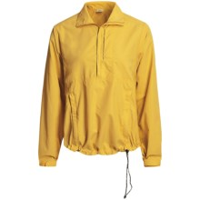 Kokatat Destination Paddling Shirt - UPF 40+, Zip Neck, Long Sleeve (For Women) in Mustard - Closeouts