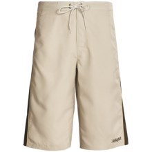 Kokatat Destination Paddling Trunks - UPF 40+ (For Men) in Shale/Dark Brown - Closeouts