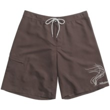 Kokatat Destination Surf Swim Trunks - UPF 40+ (For Men) in Dark Brown - Closeouts