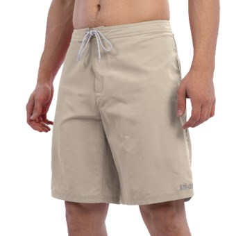 Kokatat Destination Surf Swim Trunks - UPF 40+ (For Men) in Shale