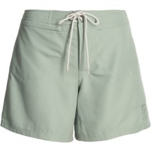 Kokatat Destination Surf Trunks - UPF 40+ ( For Women) in Mist - Closeouts