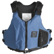 Kokatat MsFit PFD - USCG Approved (For Women) in Glacier - Closeouts