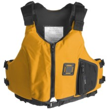 Kokatat MsFit PFD - USCG Approved (For Women) in Mango - Closeouts