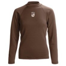 Kokatat Outercore Base Layer Top - Long Sleeve (For Women) in Dark Brown - Closeouts