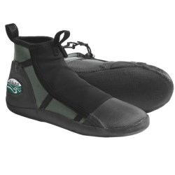 Kokatat Seeker Neoprene Paddle Shoes (For Men and Women) in Black