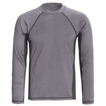 Kokatat Woolcore Base Layer Top - Long Sleeve (For Men) in Heather Grey - Closeouts