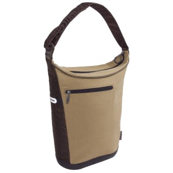 Koki Bagatelle Canvas Cycling Pannier Bag in Canvas Plain