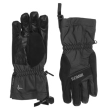 Kombi Exodus Gore-Tex® PrimaLoft® Gloves - Waterproof, Insulated (For Women) in Black - Closeouts