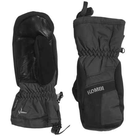 Kombi Exodus Gore-Tex® PrimaLoft® Mittens - Waterproof, Insulated (For Women) in Black - Closeouts