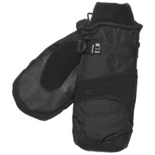 Kombi Gore-Tex® BT Finger Mittens - Waterproof, PrimaLoft® (For Men) in Black - Closeouts