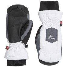 Kombi Omni Gore-Tex® PrimaLoft® Mittens - Waterproof, Insulated, Touchscreen Compatible (For Women) in White - Closeouts