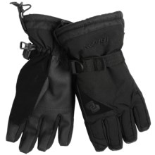 Kombi Pir Gauntlet Gloves - Waterproof, Insulated (For Women) in Black - Closeouts