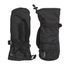 Kombi Roamer X-Loft Mittens - Waterproof, Insulated (For Men) in Black - Closeouts