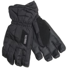 Kombi Scheme Gloves - Waterproof (For Women) in Black - Closeouts