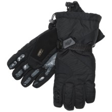 Kombi Waterguard® Gauntlet Gloves - Waterproof, Insulated (For Men) in Black - Closeouts