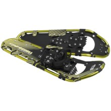 "Komperdell Alpinist Snowshoes - 30"" in Green - Closeouts"