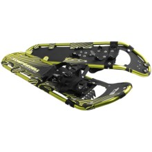 "Komperdell Alpinist Snowshoes - 30"" in Lime Green - Closeouts"