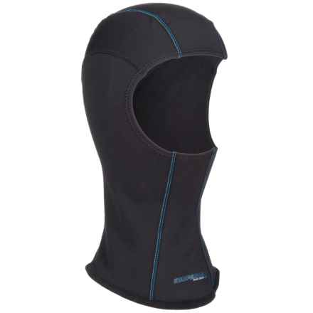 Komperdell Arctic Fleece Balaclava (For Men and Women) in Black - Closeouts