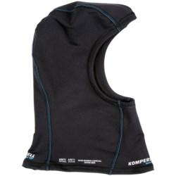 Komperdell BC-Flex Balaclava Storm Hood (For Kids) in Black