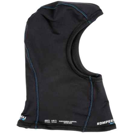 Komperdell BC-Flex Balaclava Storm Hood (For Little and Big Kids) in Black - Closeouts
