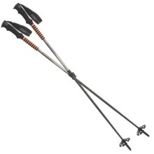 Komperdell Carbon Contour II Touring Ski Poles - Powerlock, Pair in Asst - Closeouts