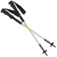 Komperdell Contour Titanal Vibrastop Trekking Poles - Compact, Pair (For Women) in See Photo - Closeouts