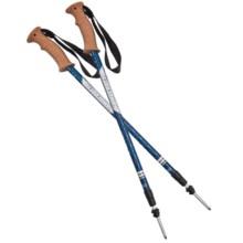 Komperdell Cork Grip Trekking Poles in Hiker Cork/Asst - Closeouts