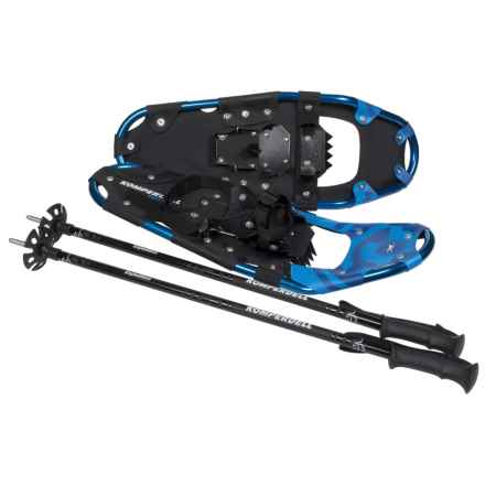 Komperdell Expedition 25 Snowshoes and Pole Set in See Photo - Closeouts