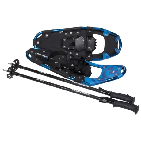 Komperdell Expedition 25 Snowshoes and Pole Set